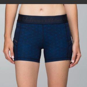 New Lululemon shorts What the sport short size 8